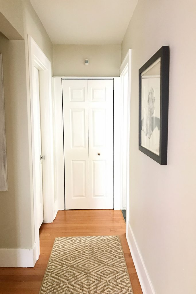 Hallway Decor : Our mini Hallway Makeover