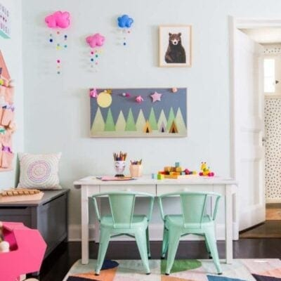 How to Design and Organize the Perfect Playroom