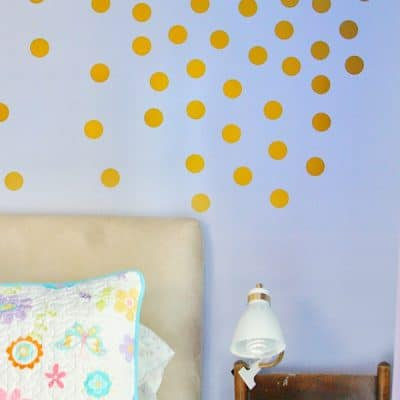 Girls Room Decor : A Bright and Happy Oasis