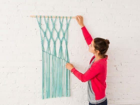 Easy Macrame Projects for the Beginner
