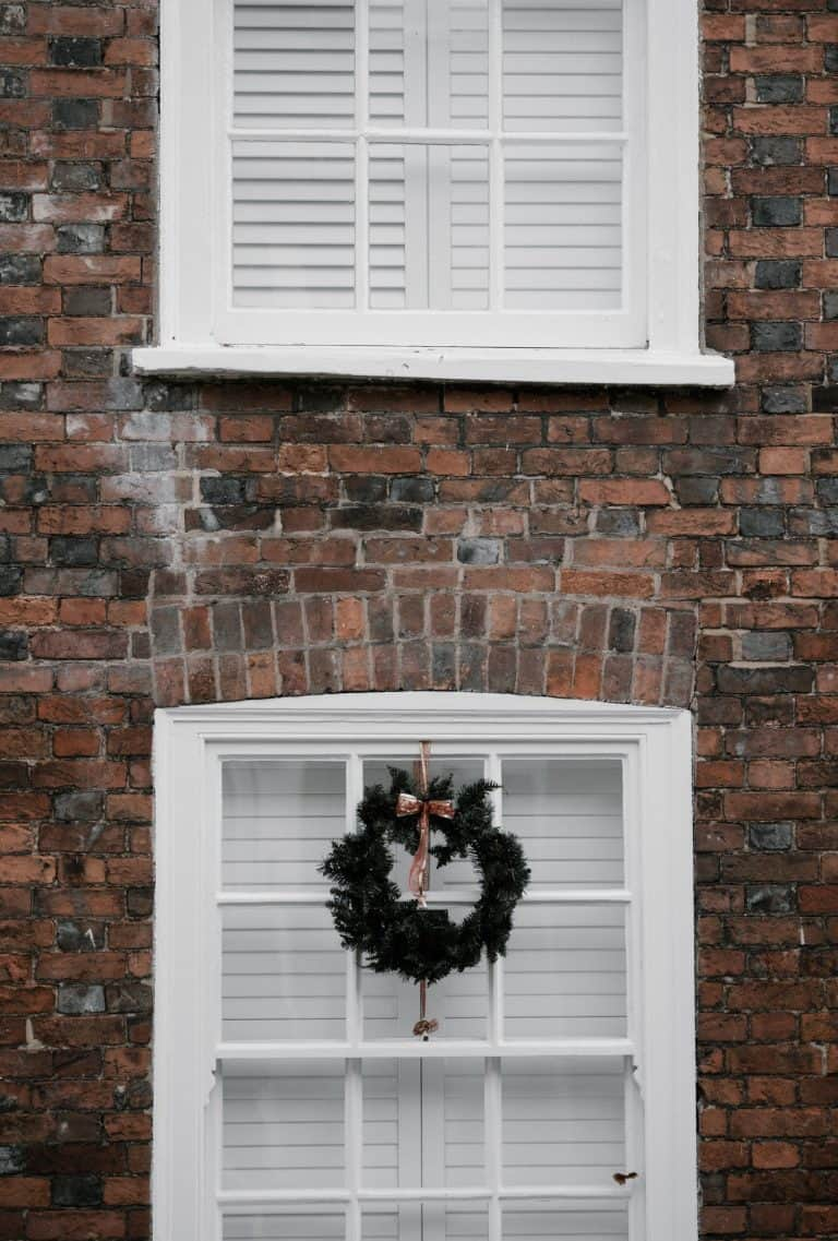 DIY:  How to Style your Store Bought Christmas Wreath