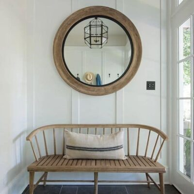11 Beautiful Entryways :  Minimal Style with a Big Impact