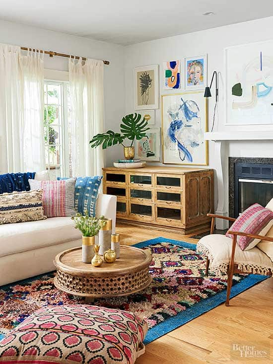 Modern Boho Home Decor 5 Simple Ways To Achieve The Look