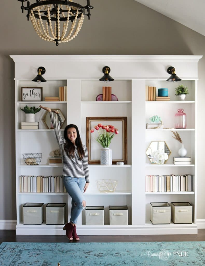 7 IKEA Hacks you Must Know About : Billy Bookcase Hack