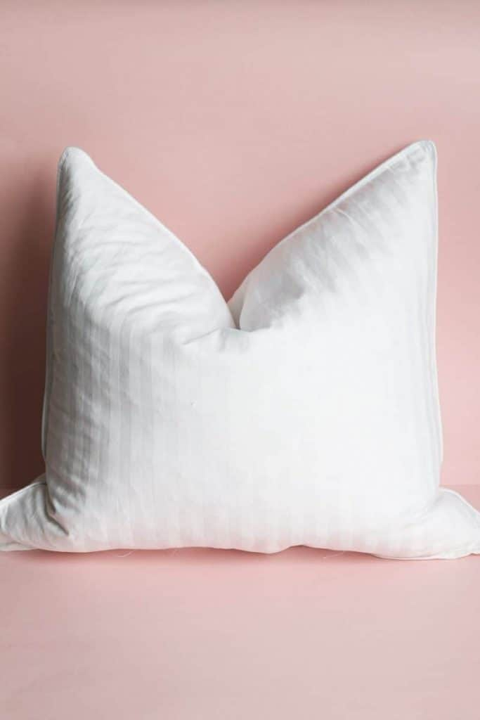 how to make your own throw pillow inserts - decor hint Make Your Own Throw Pillows