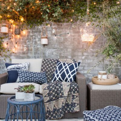 Dreamy Patios :  11 Amazing Outdoor Spaces