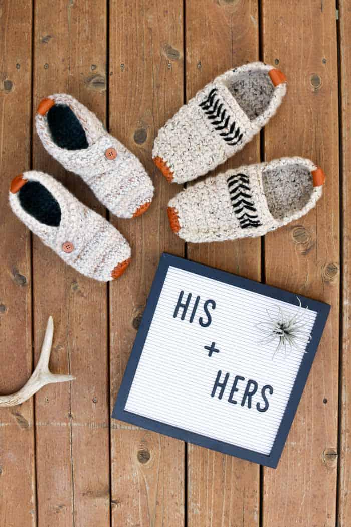 Crochet some booties