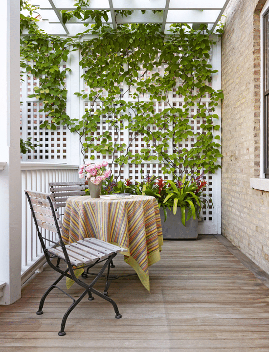 11 Dreamy Patios to Inspire you - These dreamy patios will give you lots of inspiration for decorating your own outdoor spaces.