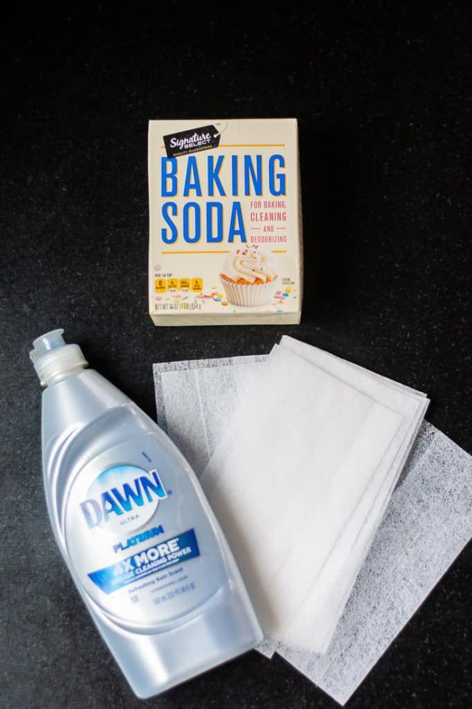 Materials Needed for Cleaning Oven Racks Naturally