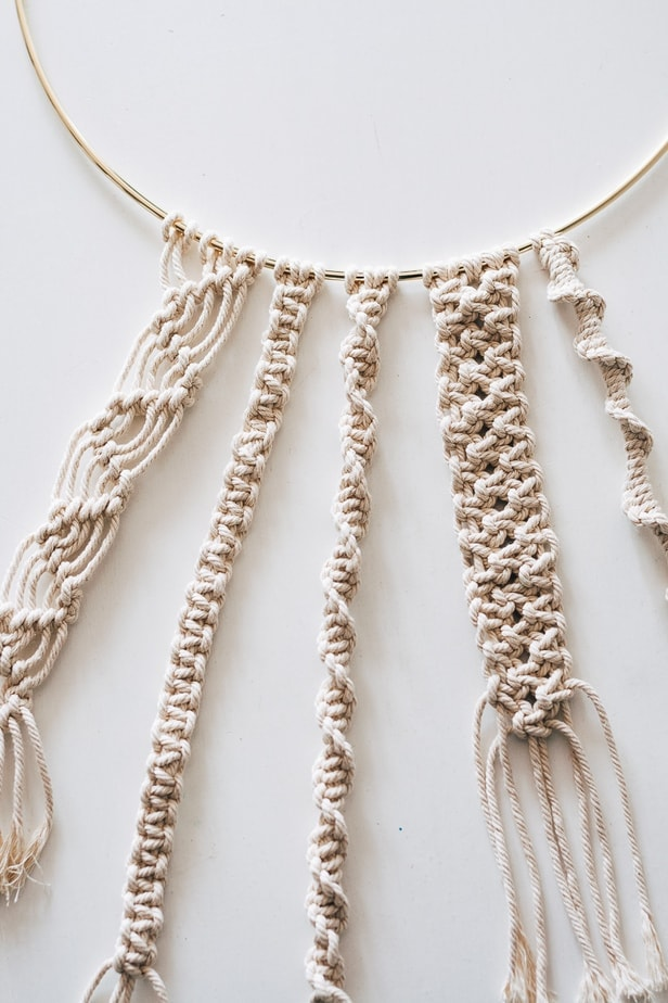 Basic Macrame Knots Free Printable Macrame Knots Pdf Decor Hint