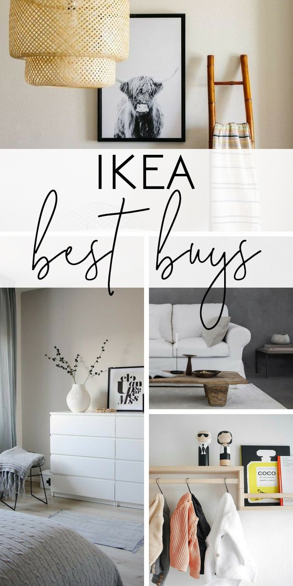 IKEA Best Items to Buy : decorhint.com | #ikea #homedecor #budget