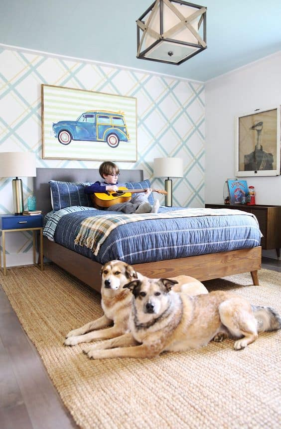 Boys Bedroom - Kids Room Ideas
