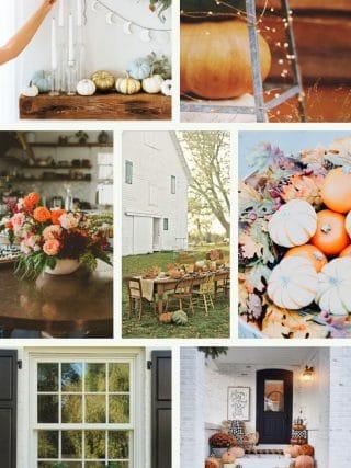 All the Fall Feels! Fall Inspiration   Decorhint.com