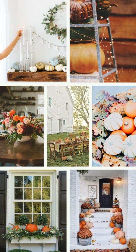 All the Fall Feels! Fall Inspiration | Decorhint.com