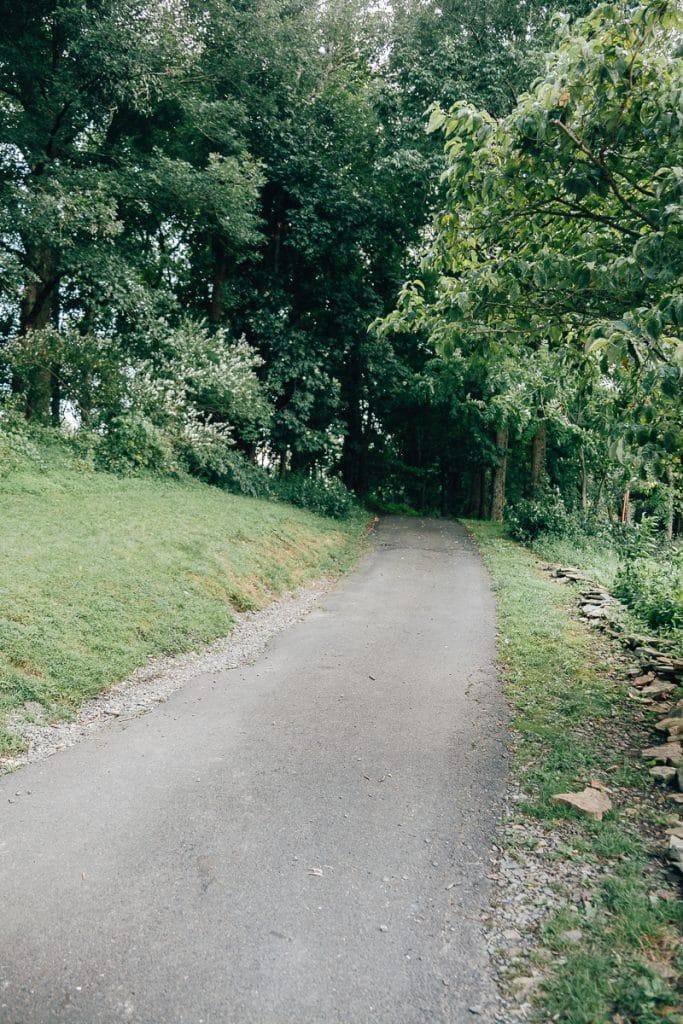 Long Driveway