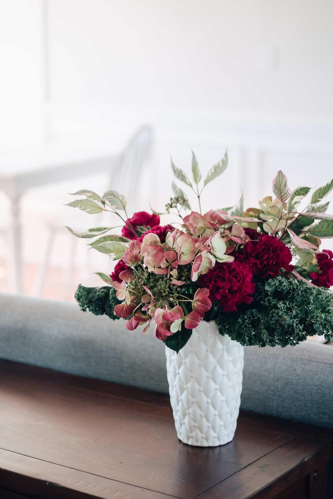 DIY Flower Arranging : A Simple Formula - Decor Hint