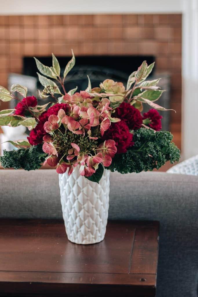Florals for arranging