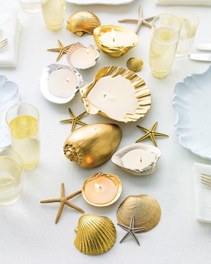 diy candle holder ideas - martha stewart