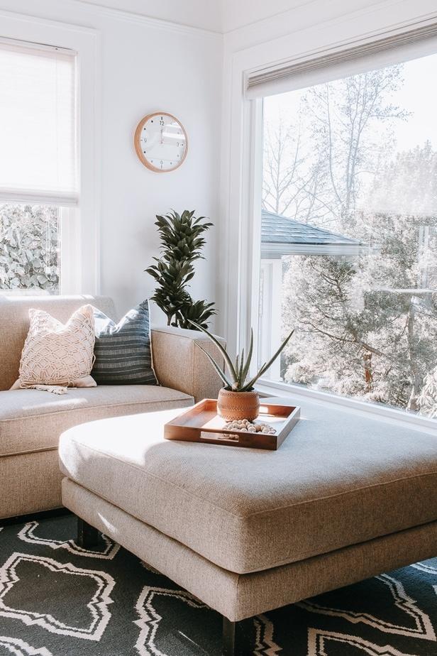 DIY Macrame Pillow