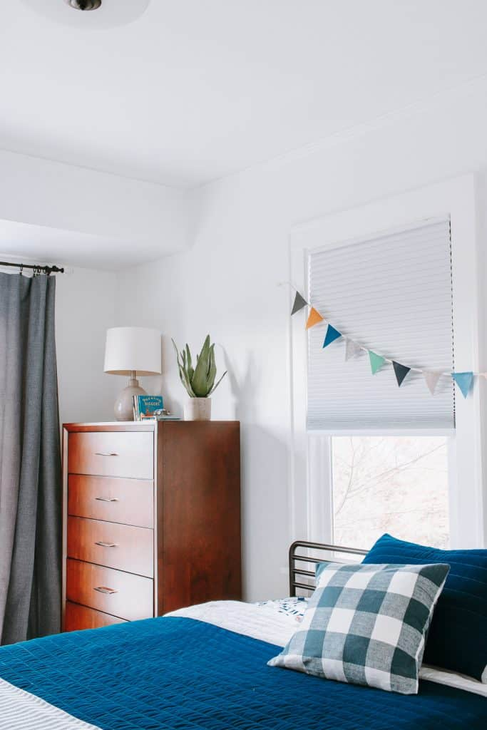 Easy Diy Bunting Made From Felt And Rope Decor Hint