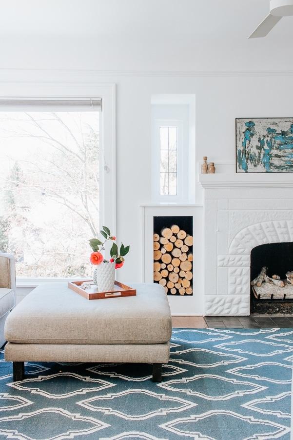 Easy Spring Touches around the Home - Decor Hint #homedecor #spring #springdecor