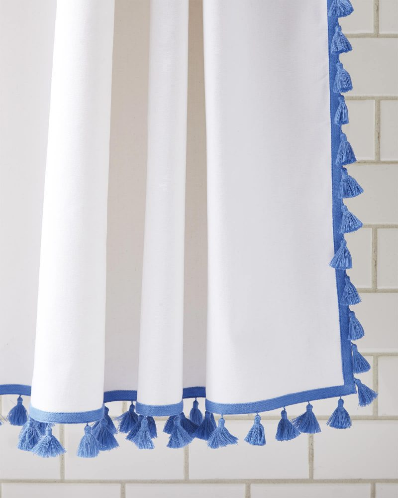 Serena and Lily Shower Curtain