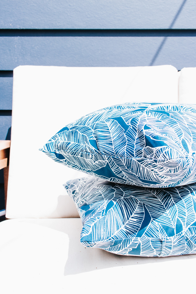 How to Make Envelope Pillow Covers the Easy Way