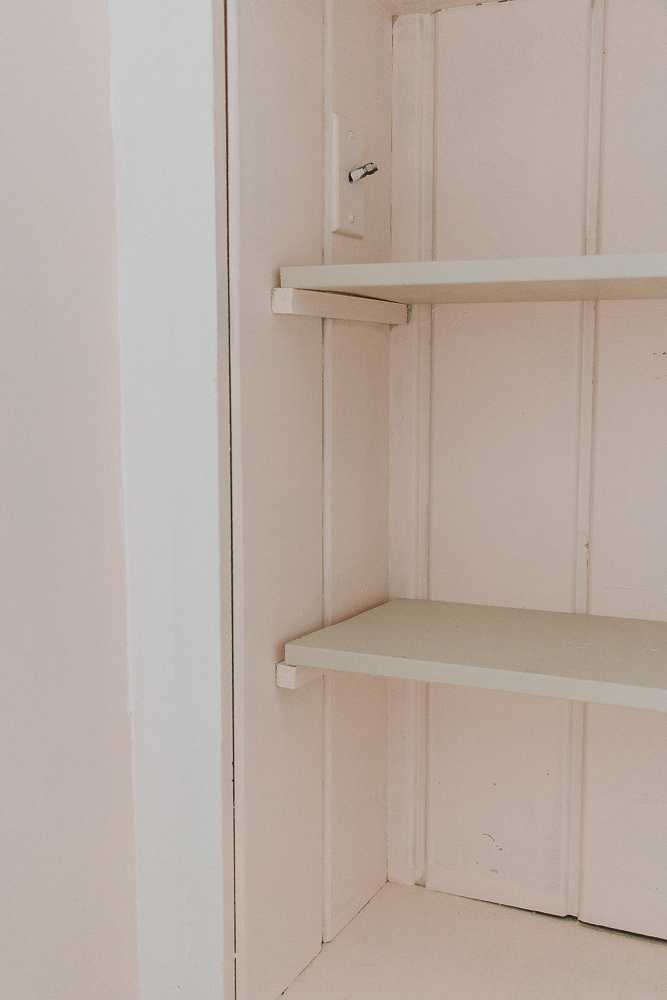 The Stylish Way to Revamp a Bookcase - Add some character to a basic bookshelf by wallpapering shelves. Here I show you how I took inexpensive peel and stick wallpaper to create a unique look that anyone can create.