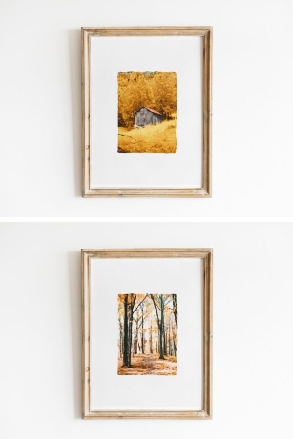 Fall Printable Artwork