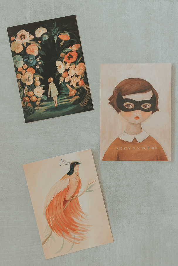 greeting cards - Emily Winfield Martin - as artwork
