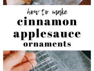 Perfect Cinnamon Applesauce Ornaments - Favorite Recipe for Cinnamon Applesauce Ornaments. So easy to make and no baking required. These cinnamon ornaments will make your home smell so good. Let's gather up our favorite cookie cutters and go!