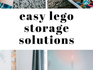 Brilliant Lego Storage Solutions - In this post, I'm going to show you some easy lego storage solutions that won't drive you crazy. In fact, this is the same solution we used in my house to finally get a handle on all those legos. Let's get started.
