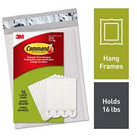 Command Picture Hanging Strips, Decorate Damage-Free, 14 pairs (28 strips)