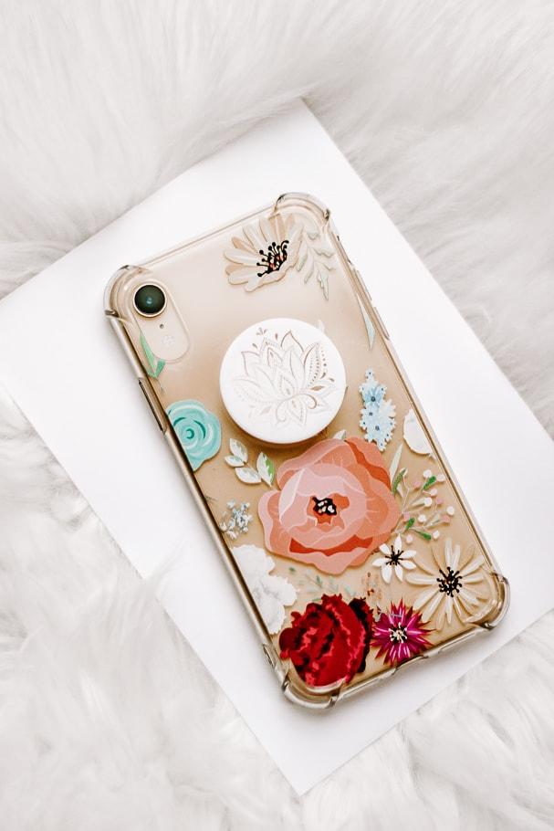 girly iphone