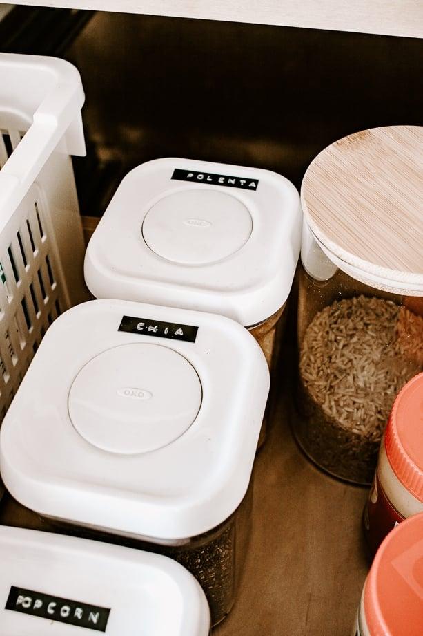 Label Maker for Kitchen Items