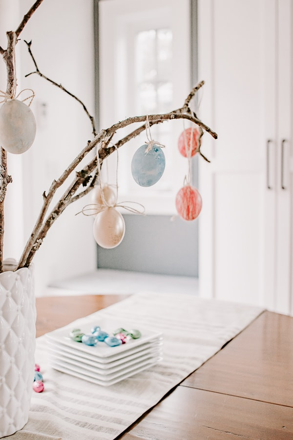 Easter Egg Tree - How to Tutorial!