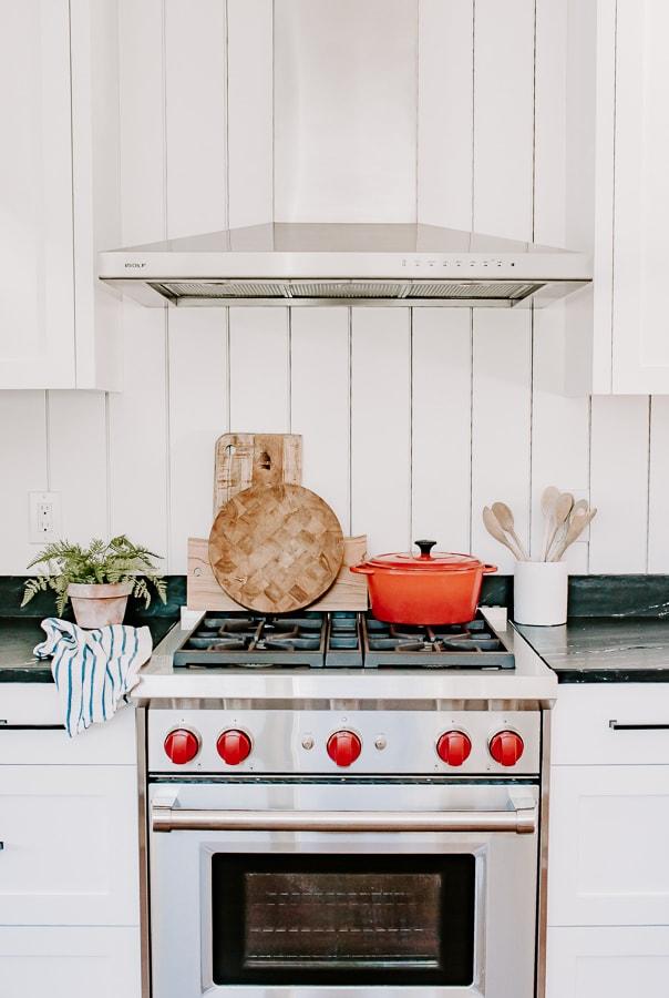 Wolf Stove - Kitchen - Home Decor