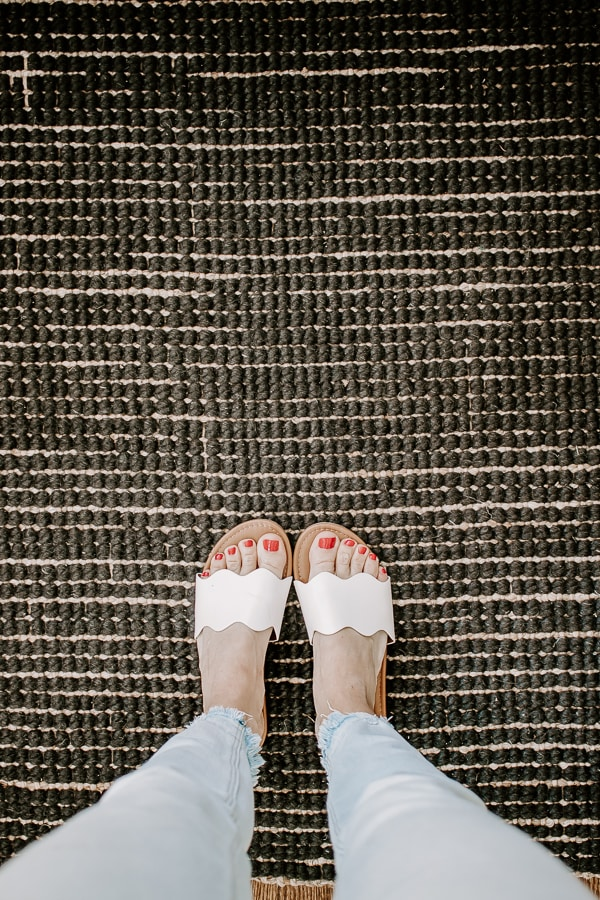 natural fiber rugs chunky jute rugs