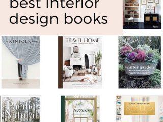 Interior Design Books You'll Love to Read!
