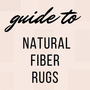 Natural Fiber Rugs - Your shopping Guide to the best!