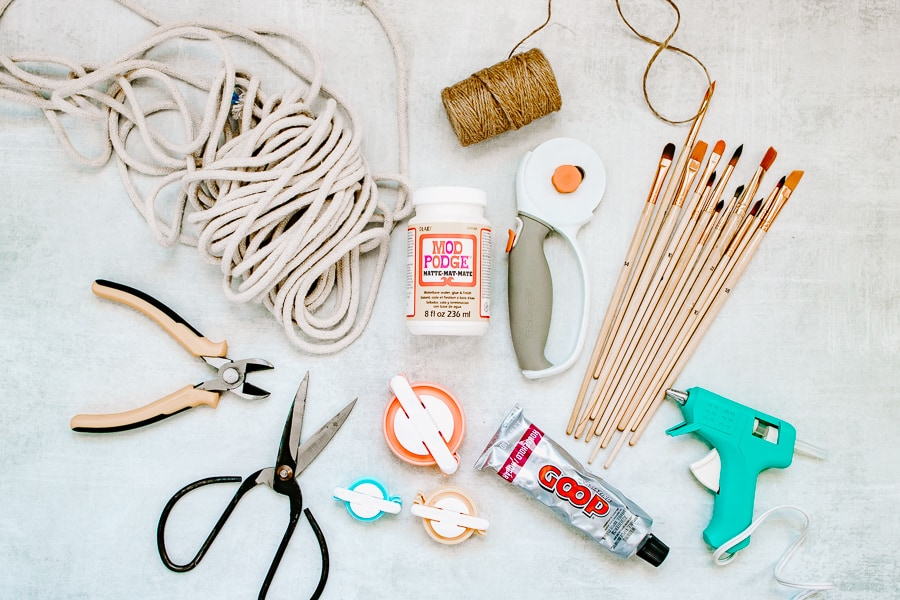 my must have crafting tools and supplies