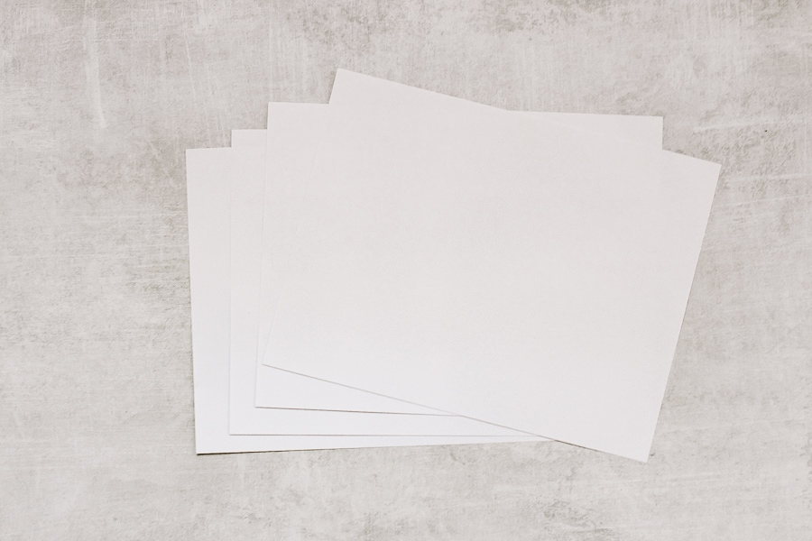 good quality cardstock