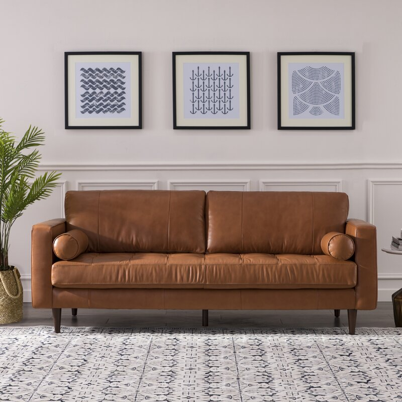 Affordable Leather Couches