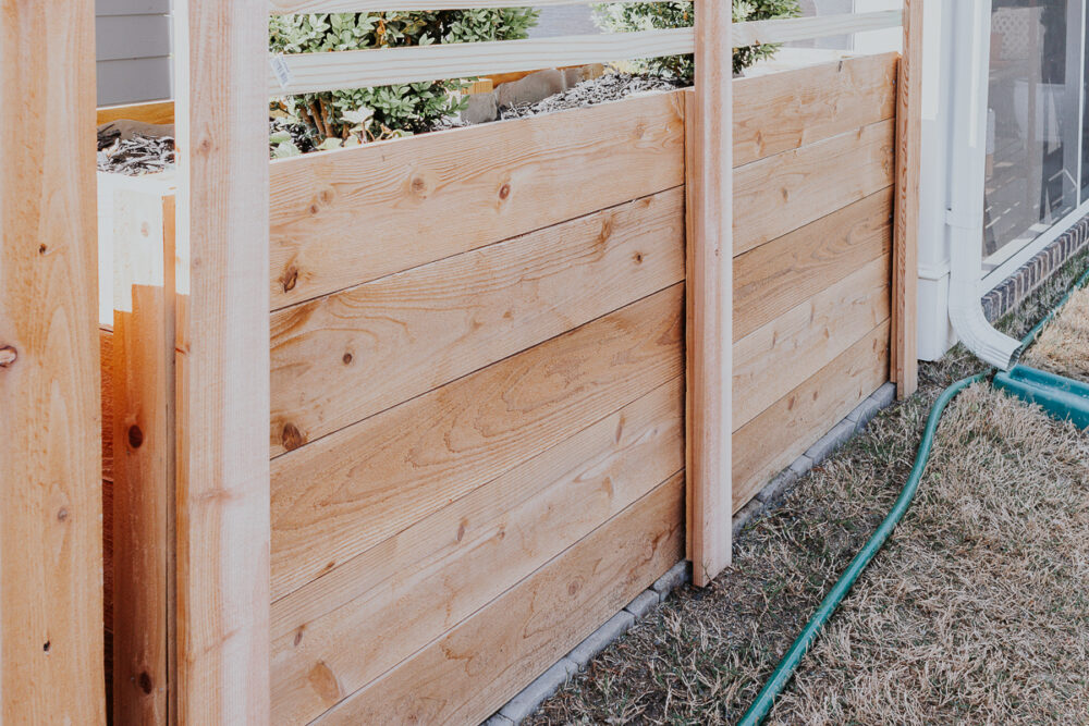 Step by Step how to build a trellis