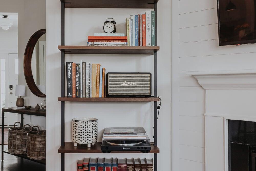 books on a bookshelf - 60 best coffee table books you'll love!