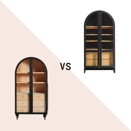 high end home decor dupes - get the look for less! Includes Rejuvenation lighting dupes, serena and lily copycats, pottery barn and more!