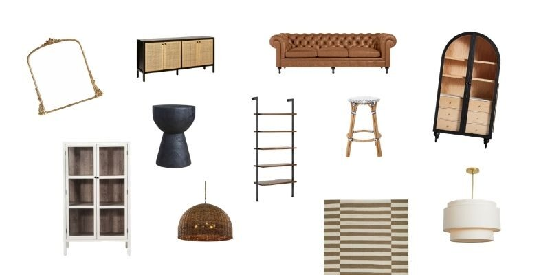 home decor dupes for high end decor - get the look for less!
