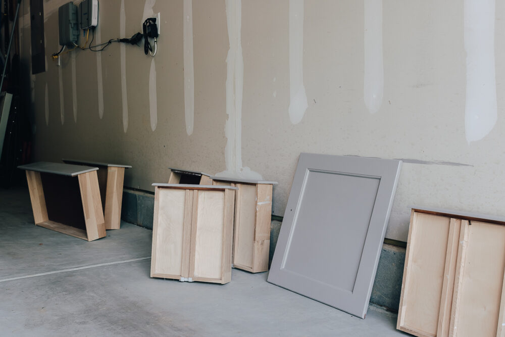 how to paint furniture - step by step