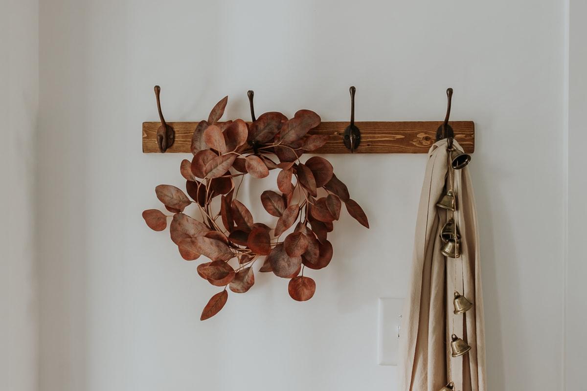 Fall Decorating ideas - Fall Entryway decor