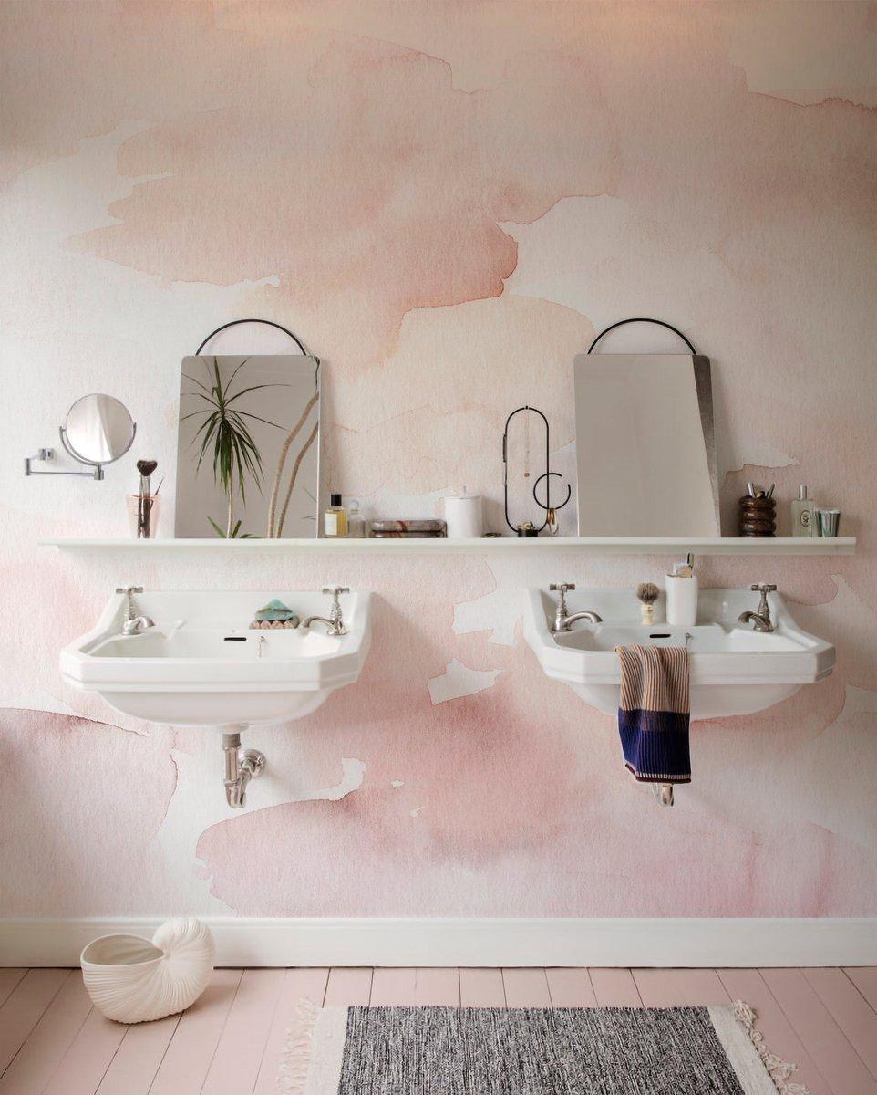 Etsy Wallpaper - soft watercolors